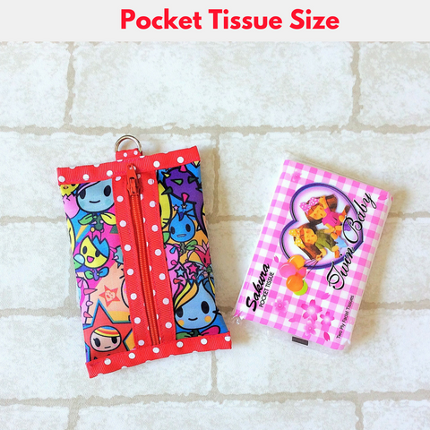 Pocket Tissue Pouch