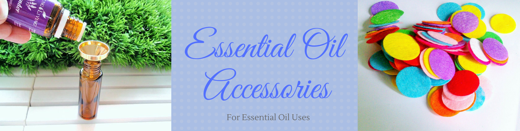 Essential Oil Accessories