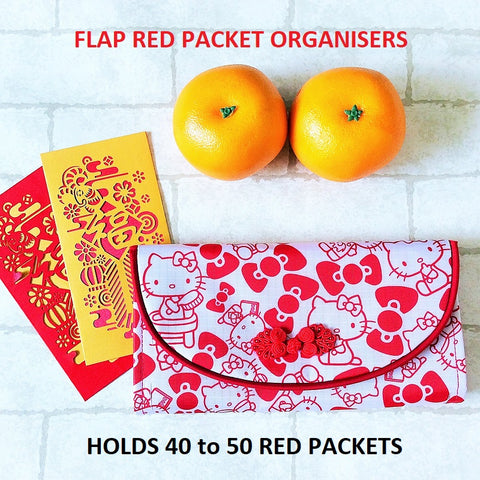FLAP RED PACKET ORGANISER