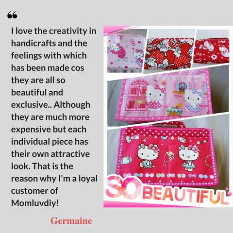 Testimonial from Germaine