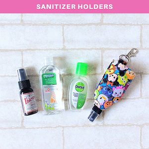 Sanitizer Holder