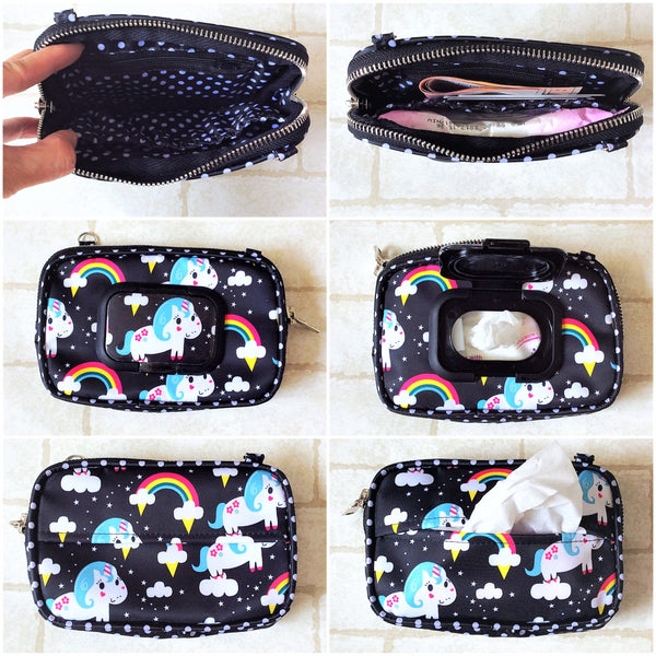 11th PREORDER for SLIM WET AND DRY Pocket Tissue Wallet Pouch_Mar/Apr 2019