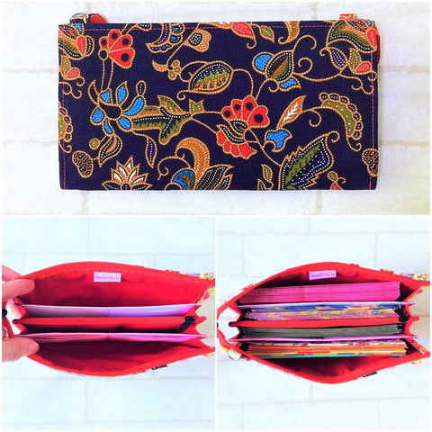 SLIM Red Packet Organizer | Ang Pow Organiser | Slim Organiser 70 Red Packets | Slim SIA Design 14B08