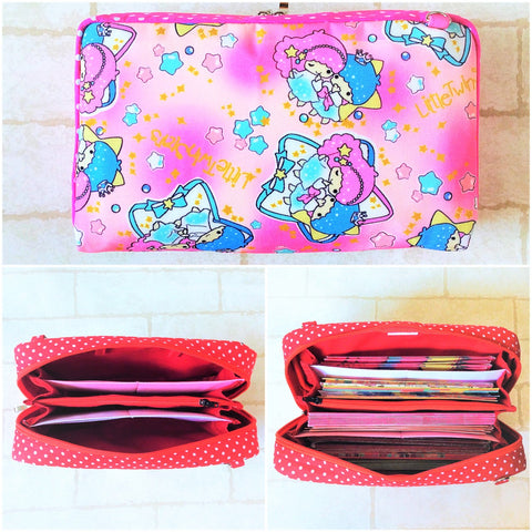 SPACIOUS Hong Bao Organizer | Ang Pao Wallet | Spacious Organizer 100 Red Packets | Spacious LTS Design 18B19