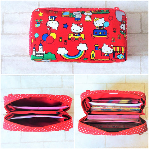 SPACIOUS Hong Bao Organizer | Ang Pao Wallet | Spacious Organizer 100 Red Packets | Spacious HK Design 21B33