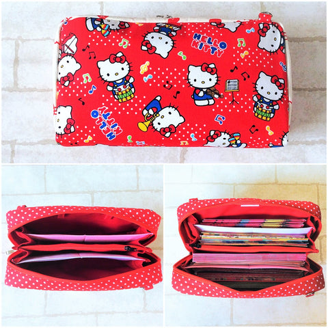 SPACIOUS Hong Bao Organizer | Ang Pao Wallet | Spacious Organizer 100 Red Packets | Spacious HK Design 21B34