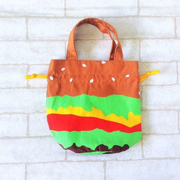 Mandarin Orange Carrier | Carrier for 4 Oranges | Chinese New Year Carrier | Orange Carrier Hamburger Design 21B39