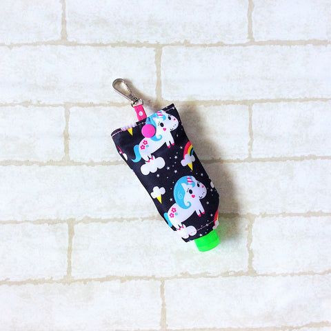 READY STOCK: SANITIZER HOLDER | CLIP ON SANITIZER POUCH | Design 2B27