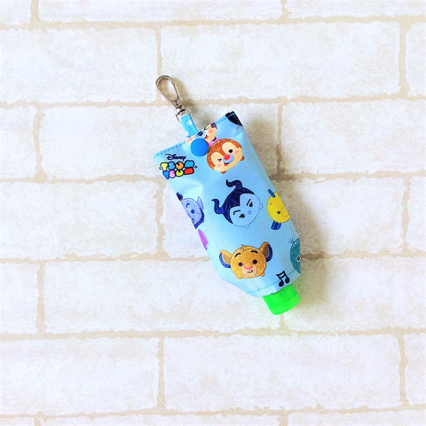 READY STOCK: SANITIZER HOLDER | CLIP ON SANITIZER POUCH | Design 4B01