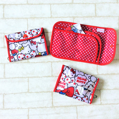 READY STOCK: SURGICAL MASK POUCH | 2 in 1 Surgical Mask Wallet cum Tissue Pouch | Design 4B19