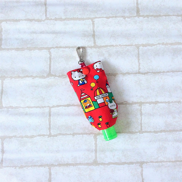 READY STOCK: SANITIZER HOLDER | CLIP ON SANITIZER POUCH | Design 5B04