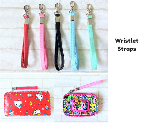 Wristlet Strap | Wristlet for SPACIOUS and FLAP Red Packet Organiser | Wristlet for Pouch