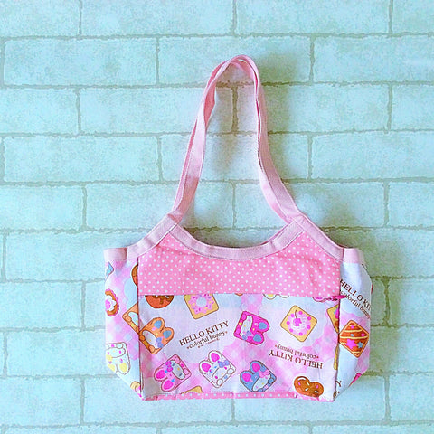 Handmade Bag | Hello Kitty Design 02 - MomLuvDIY.SG - 1