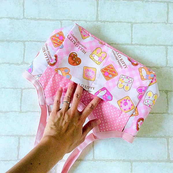 Handmade Bag | Hello Kitty Design 02 - MomLuvDIY.SG - 3