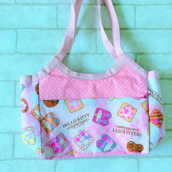 Handmade Bag | Hello Kitty Design 02 - MomLuvDIY.SG - 4