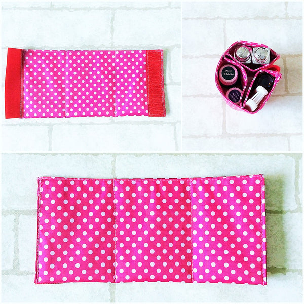 Pouch Insert for Organizer Pouch | Pouch Organizer Insert | Organizer Pouch