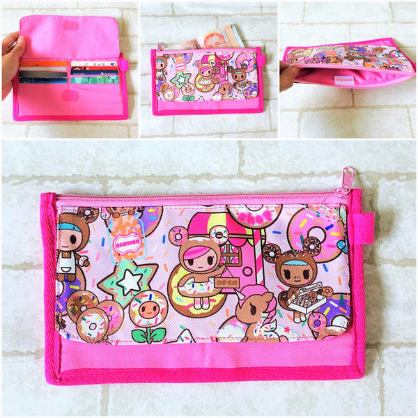 Card Holder Wallet | Wallet with card | Donutella Card Wallet Design 1B01