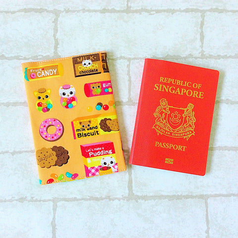 Passport Cover Holder | Candy Design