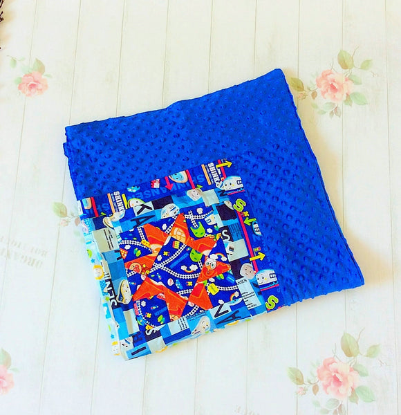 Blessed Blanket for Boys - MomLuvDIY.SG - 4
