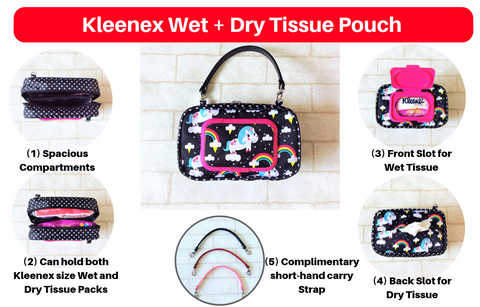 11th PREORDER for Kleenex WET AND DRY Tissue Holder _Mar/Apr 2019