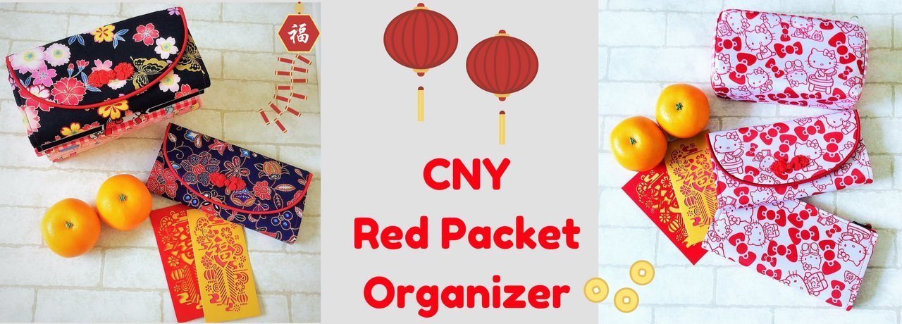 Chinese New Year Red Packet Organisers