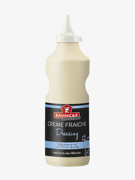Bähncke Fresh cream Dressing 900g