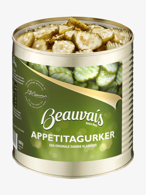 Beauvais Appetite Cucumbers 2950g