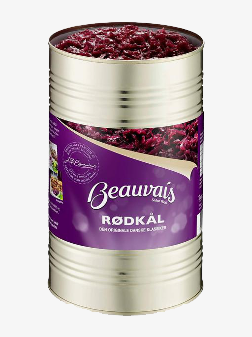 Beauvais Red cabbage 4250g