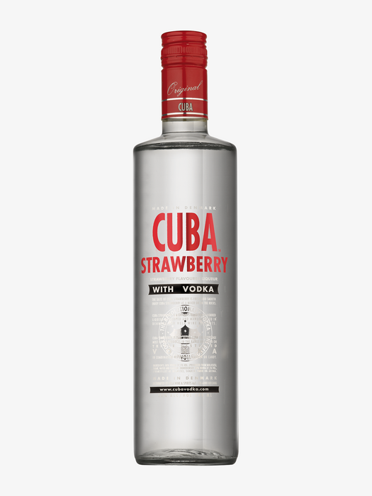 Cuba Strawberry 6x70cl