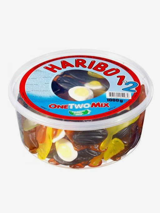 Haribo One-Two Mix