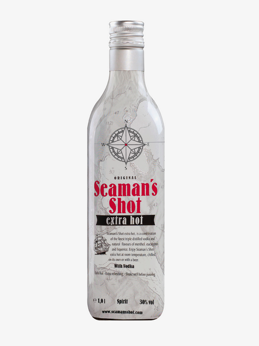Seaman's Shot - 100cl x 6