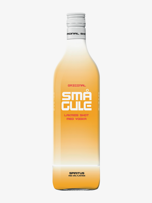 Smaa Yellows  - 100cl x 6