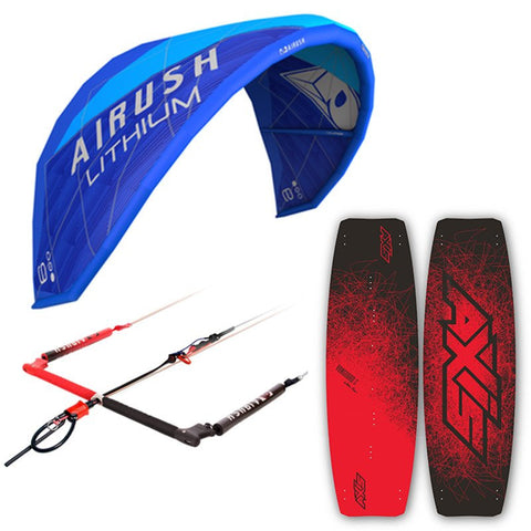 Kitesurfing Packages