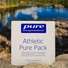 Convenient Supplement Packets for Athletes
