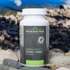 Nitric Oxide Formula by Mountain Peak