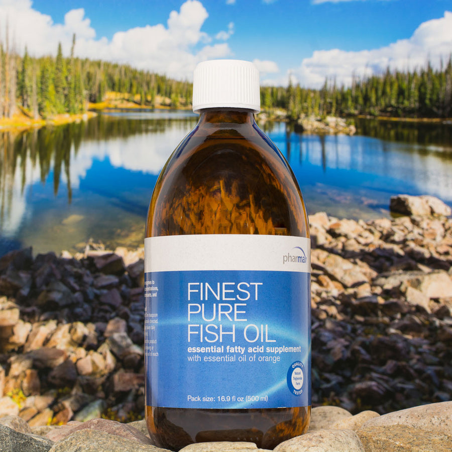 Sleep easy formula by mountain peak nutritionals the for Finest nutrition fish oil