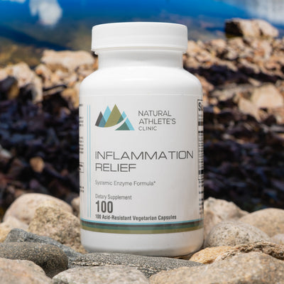 Inflammation Relief - Systemic Enzyme Formula