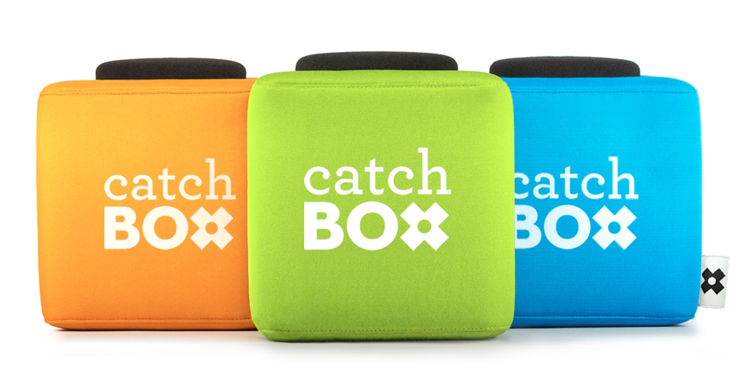 Catchbox Pro Throwable Wireless Microphone