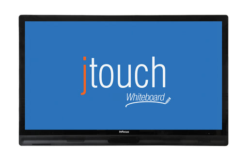 "The 65"" JTouch Interactive Display with LightCast technology and anti-glare makes presentations and collaboration more dynamic and engaging. Add the LightCast Key to wirelessly cast from nearly any device, view documents, and browse the web on a bright, colorful, interactive HD display that fits your budget."