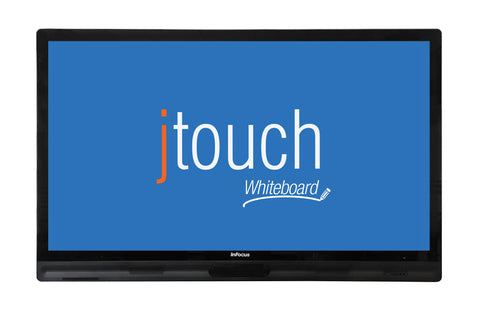 "JTouch 65"" Interactive Display"
