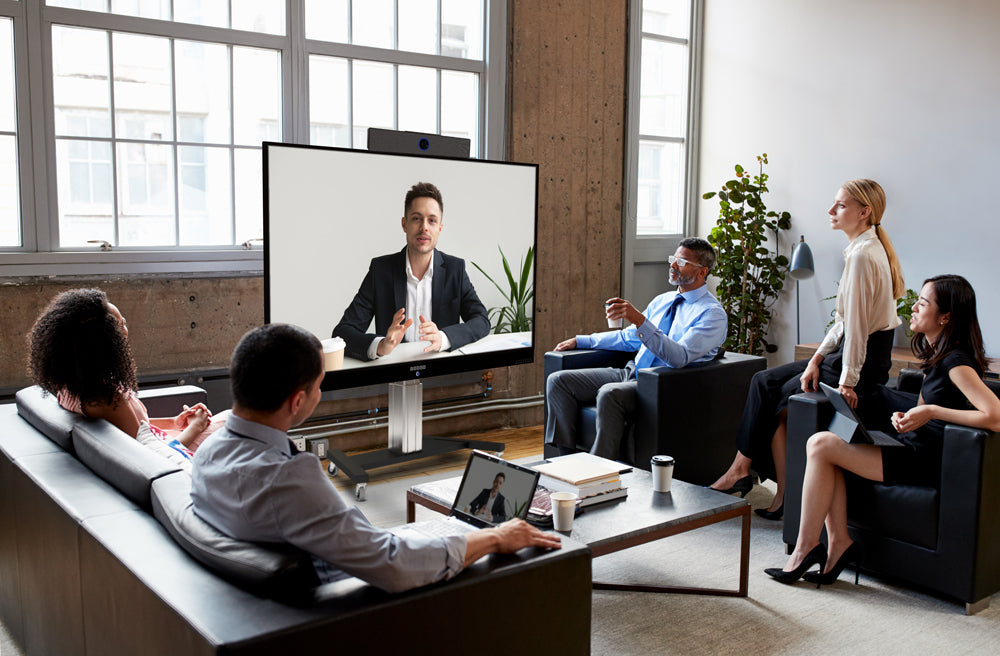 Tango Touch Interactive Flat Panel for video conferencing