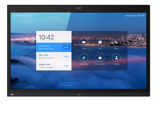 AVer EP65 Interactive Flat Panel with ZoomRooms