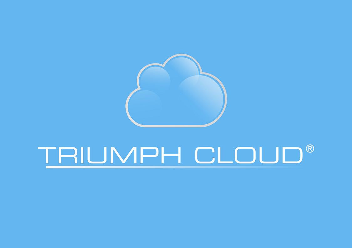 Triumph Cloud | 470135-386 | Smartboards.com
