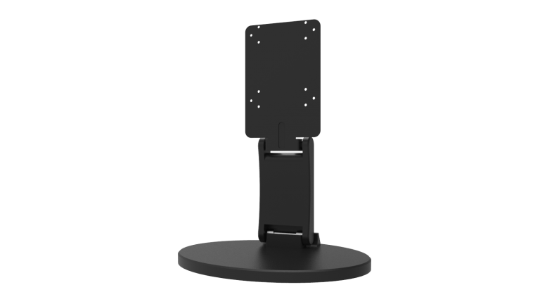 Desktop mount for TTS tablets - Dual Tilt