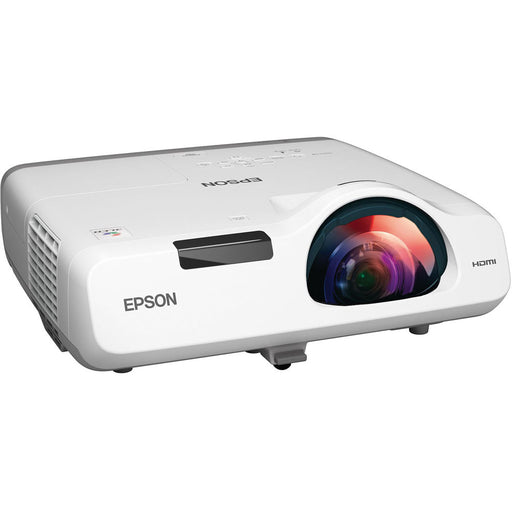 EPSON PowerLite 530 XGA 3LCD EPSO-V11H673320 Interactive Projector for SMART