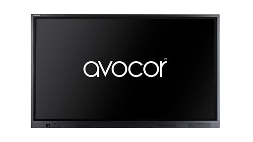 Avocor E-Series Interactive Flat Panel 75""