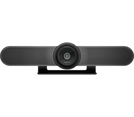 Logitech meetup conference camera system for small conference rooms, huddle rooms, or classrooms