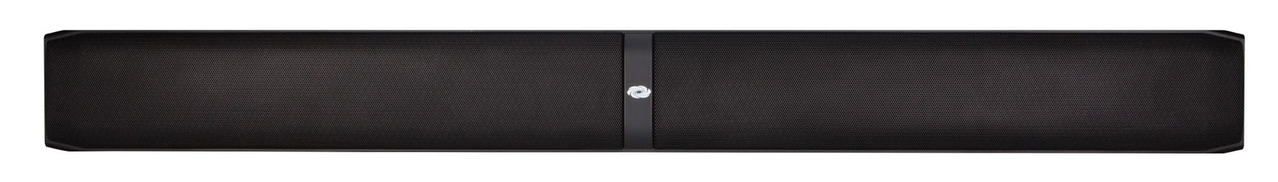 Saros® Sound Bar 200 | Crestron Powered Black Speaker | SB-200-P-B