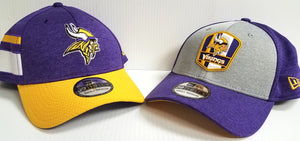 Home and Away Sideline Caps