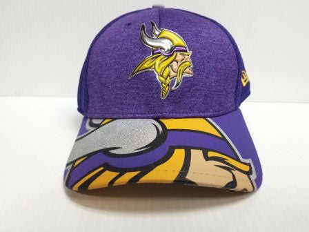 2017 Vikings Draft Day Cap Snapback